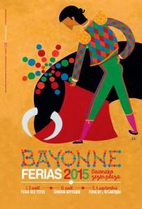 Bayonne Feria 2015