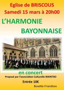 Concert Briscous