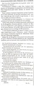 Forges de l'Adour 1884